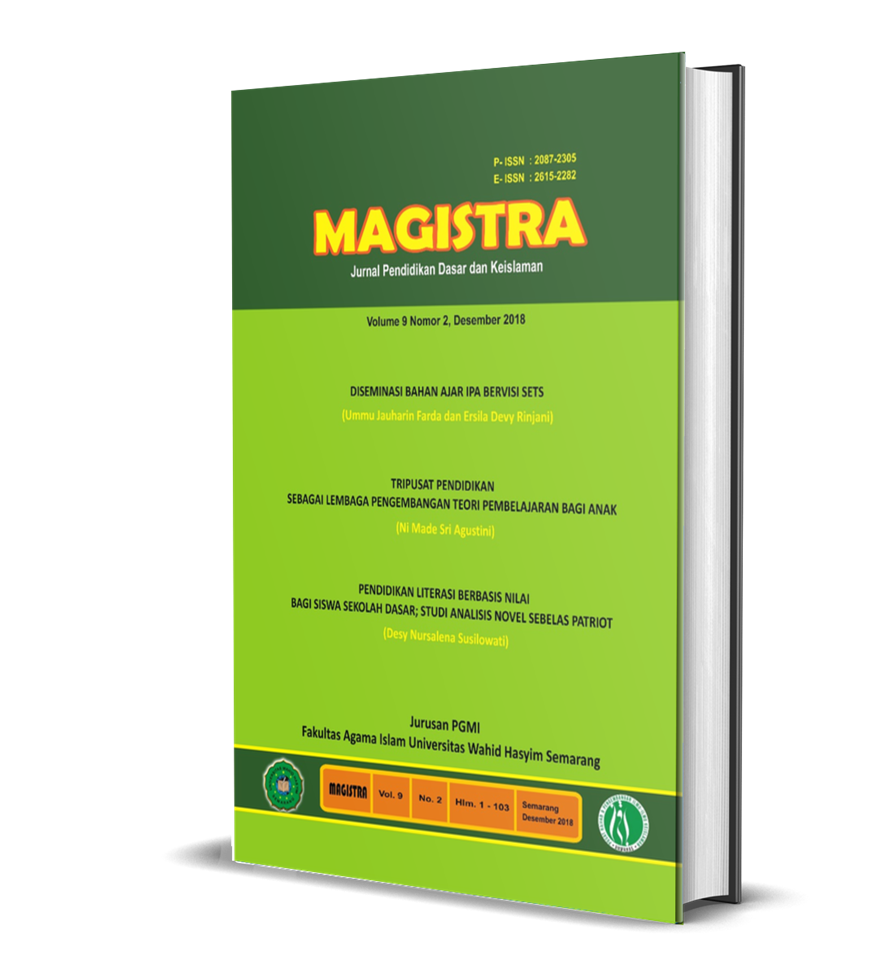 Magistra Media Pengembangan Ilmu Pendidikan Dasar Dan Keislaman